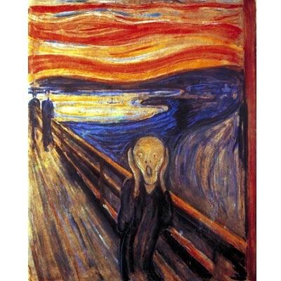 Le cris, Edward Munch