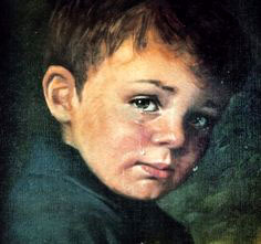 Bruno Amadio_the crying boy