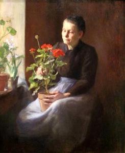 Toile de Caroline Lord (artiste américaine, 1860-1927)