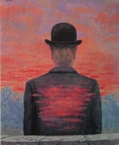 Magritte, Le poète recompensé