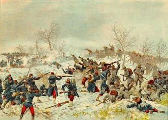Le 11 janvier 1871 – La bataille du Mans dans EPHEMERIDE MILITAIRE la- bataille-
