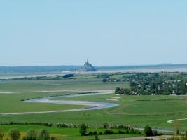 La Sée dans la baie du Mont Saint Michel
