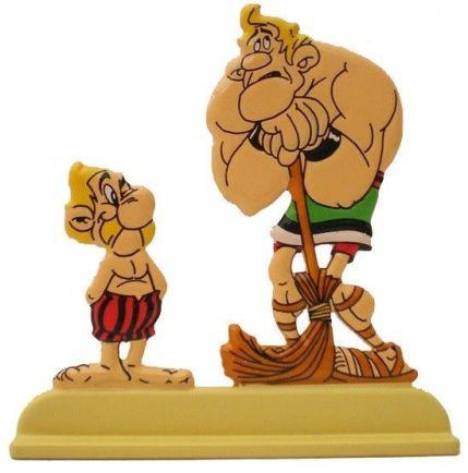 les-archives-d-asterix---atlas---figurines-metal-n-3---asterix-et-cornedurus-p-image-332383-grande