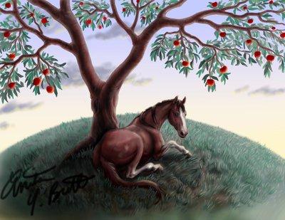 cheval-sous-un-pommier-f9