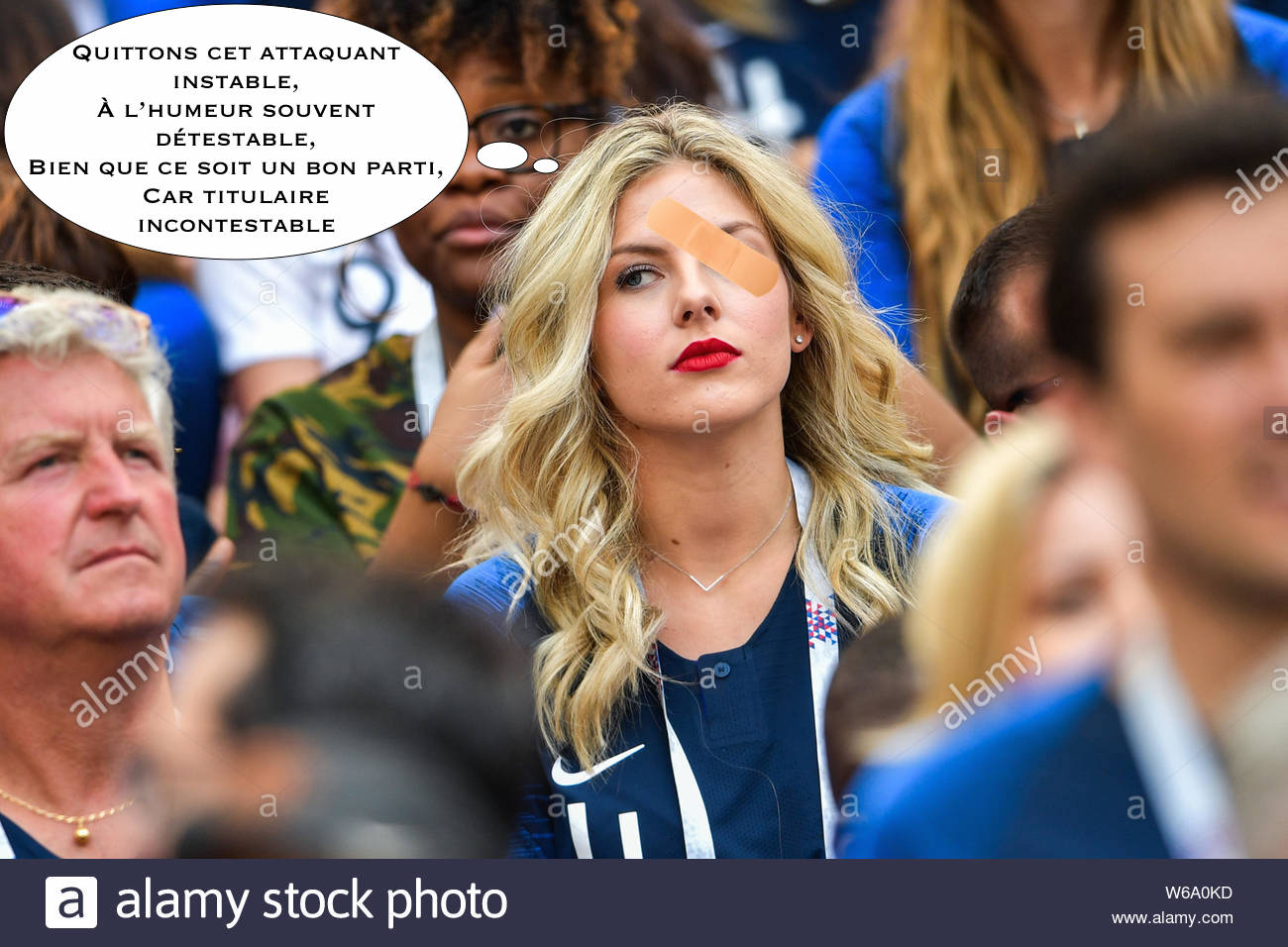 camille-tytgat-the-wife-of-real-madrids-french-football-player-raphael-varane-is-pictured-before-the-group-c-match-between-france-and-denmark-durin-W6A0KD